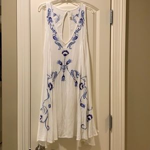 Free People Adelaide Festival Slip Dress